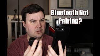 Bluetooth Headphones Not Connecting? How I Fixed My Issue