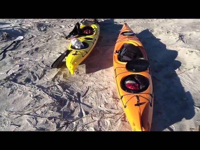 Jackson Kayak Journey in Savannah