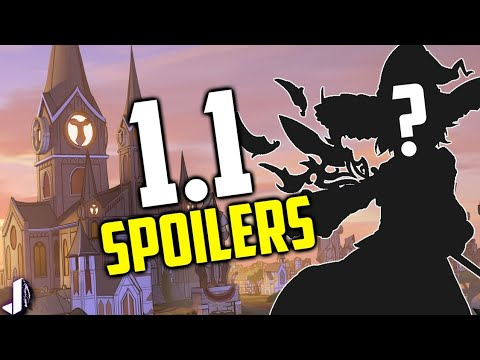Paladins 1.1 Spoilers New Support Champion, Map, Event & Lore!