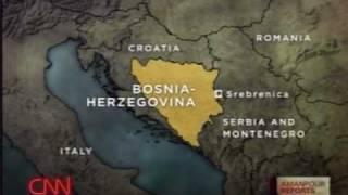 8/14 Scream Bloody Murder CNN Christiane Amanpour bosnia hercegovina