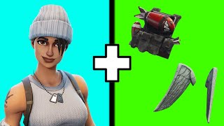 10 BEST COMBOS For The Recon Specialist Skin In Fortnite! Recon Specialist Best Back Bling Combos!