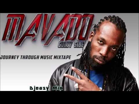 Mavado Mixtape GullySide (Journey Throught Music 2004- 2012) mix by djeasy