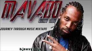 Mavado Mixtape GullySide (Journey Throught Music 2004- 2012) mix by djeasy