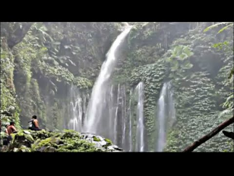 VIDEO 5 AIR TERJUN TERINDAH DI INDONESIA