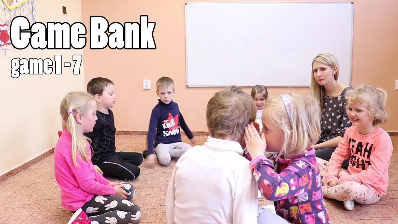 Game bank | game 1 – 7 | WattsEnglish