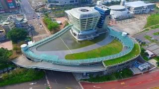 新竹天燈世博館空拍攝影