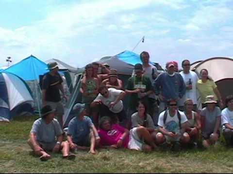 Bonnaroo 2002 Group Photo Video