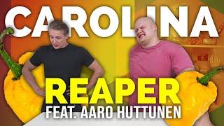 Caroline Reaper | Maailman Tulisin Chili | ft. Aaro Huttunen