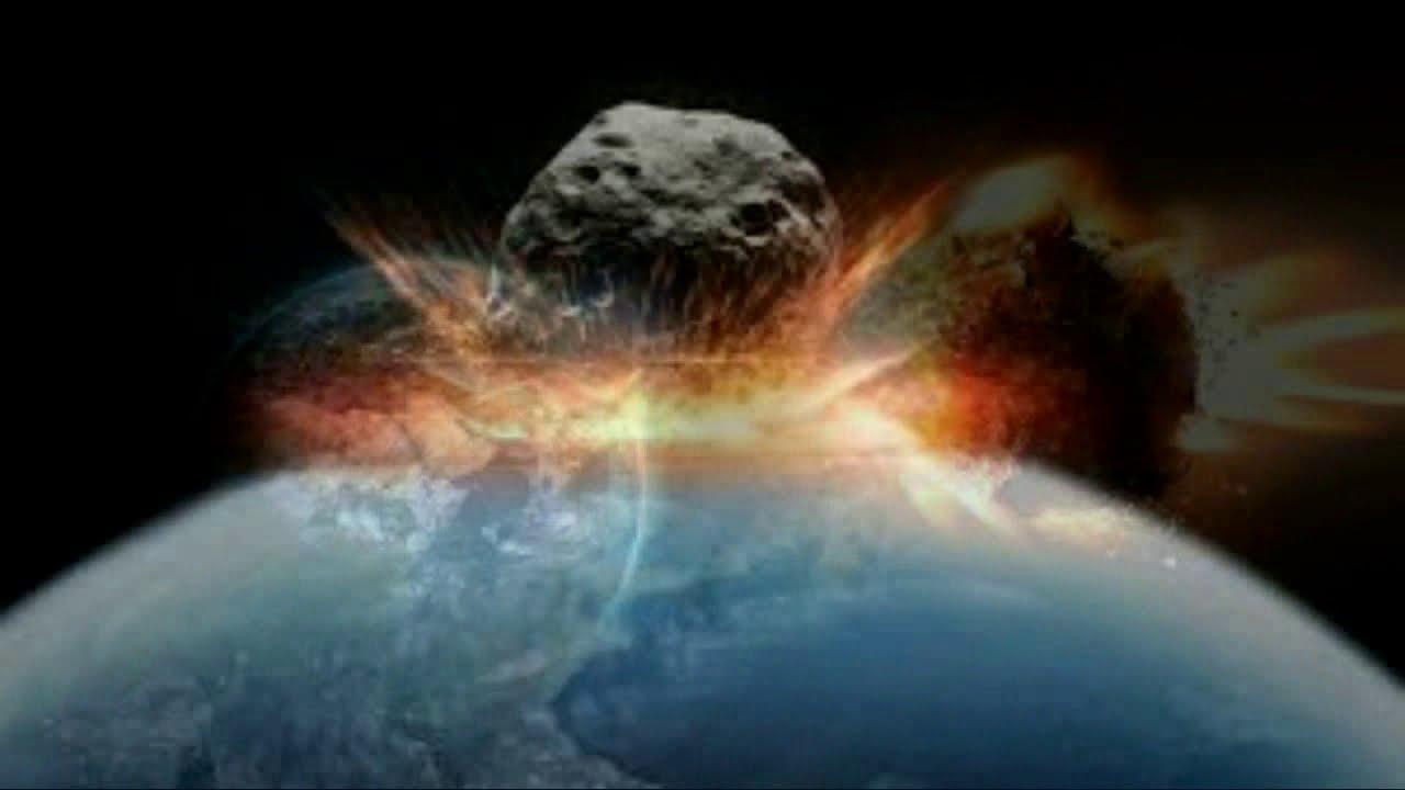 Метеорит 2020 Предупреждение NASA: на Землю может упасть ...