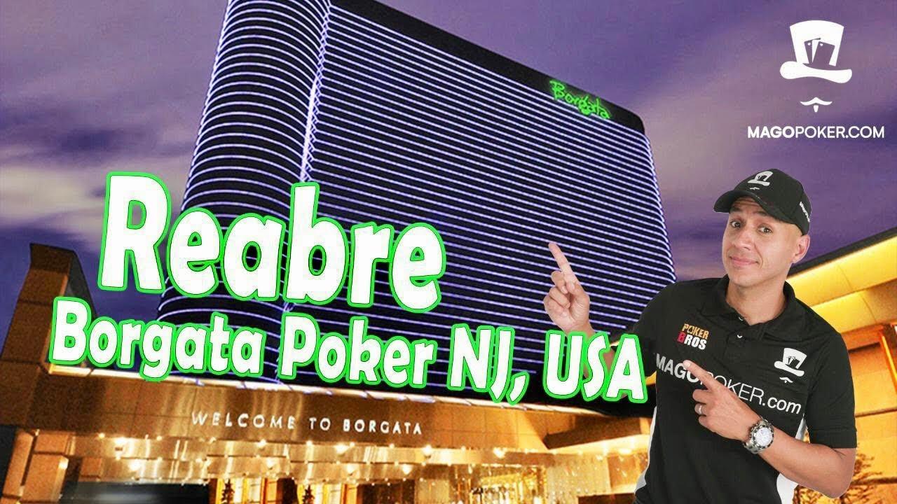 Reabre Borgata Poker NJ, USA