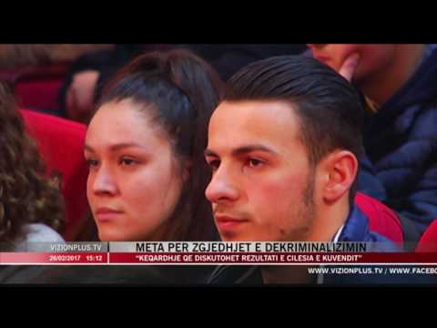News Edition in Albanian Language - 26 Shkurt 2017 - 15:00 - News, Lajme - Vizion Plus