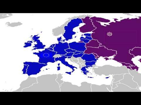 Az Eurázsiai Unió megszületése és terjeszkedése