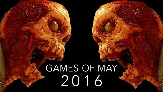 Top 10 NEW Games of May 2016