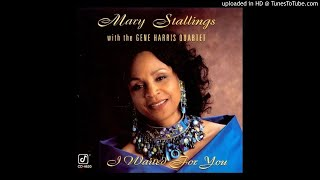 Mary Stallings - It's Crazy
