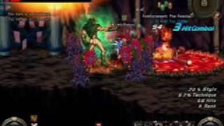 DFO Aphelia Hell Mode Boss