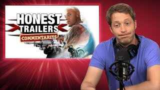 Honest Trailers Commentary | XXX Franchise