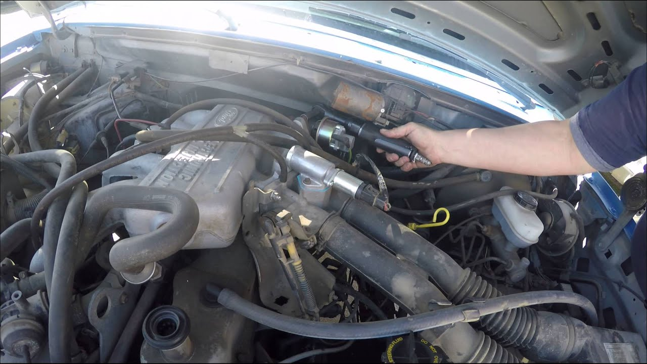 Watch besides Watch further 1987 Ford F 150 Exhaust System Wiring Diagrams furthermore 1102719 460 Efi Conversion in addition Wiring Diagram For A 2003 F250 Radio The Wiring Diagram. on 1988 f150 fuel system diagram