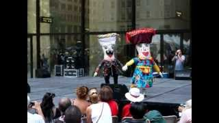 dance parody at chicago turkish festival 9 12 12