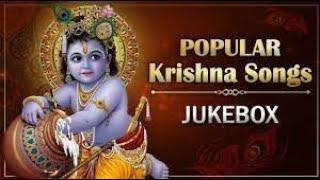 Most Popular Krishna Songs - Krishna Kanhaiya Zali Pawan - One Stop Jukebox- All Superhit Songs