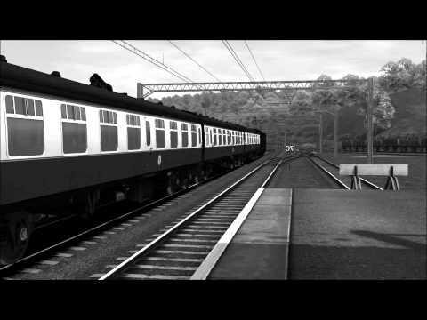 Train Simulator 2015 - Electric on the Woodhead Line (Black & White Version)