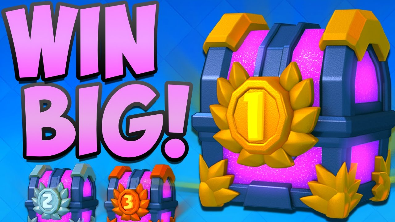 Clash Royale TOURNAMENT Update Info! TUTORIAL on MAKING Clash Royale ...