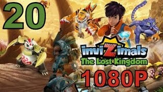 Invizimals The Lost Kingdom - PS3 1080P Let's Play Walkthrough Part 20 - The Temple Ascent