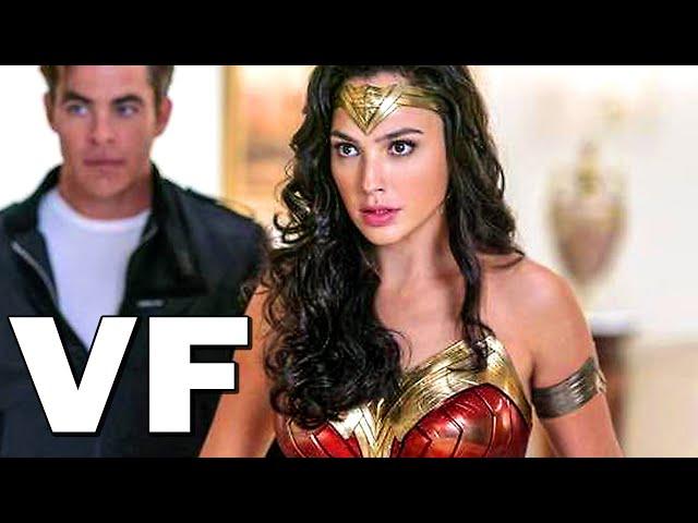 WONDER WOMAN 1984 Bande Annonce VF # 2 (2020) Wonder Woman 2, NOUVELLE