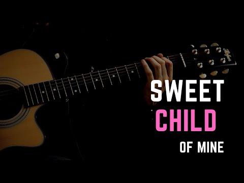 Sweet Child O'mine – Guns N' Roses (Accoustic Karaoke Version)