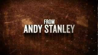 Christian Small Group Bible Study by Andy Stanley - Trailer
