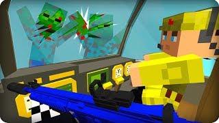 Влипли по полной [ЧАСТЬ 56] Зомби апокалипсис в майнкрафт! - (Minecraft - Сериал)