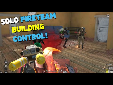 SOLO FIRETEAM: DI MAKAALIS SA BUILDING | BUILDING CONTROL (ROS GAMEPLAY)