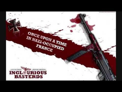 """Inglorious Basterds OST - #02 """"The Verdict"""" (Dopo la Condanna) - Ennio Morricone"""