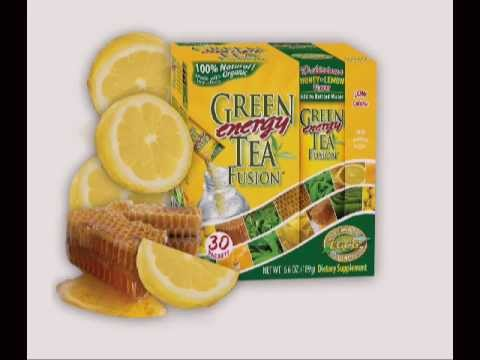 Healthy To Go's Green Tea Energy Fusion