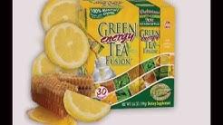 Healthy To Go's Green Tea Energy Fusion