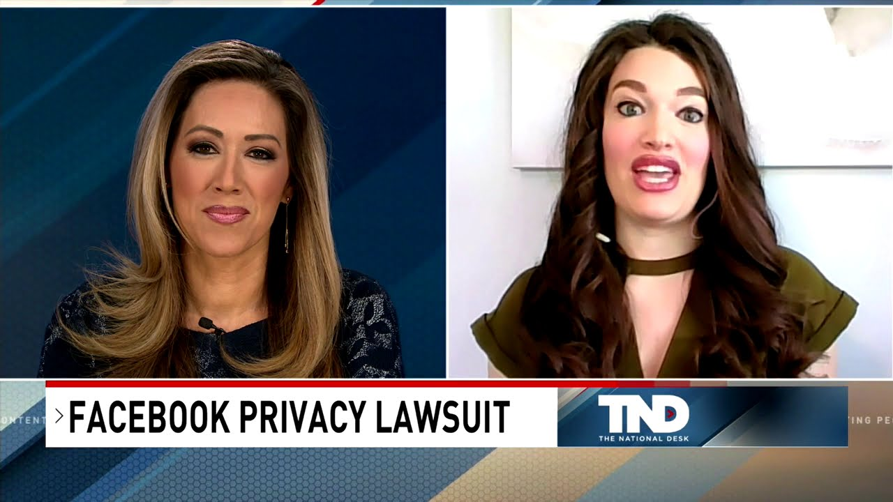 The National Desk (Sinclair): Twitter's New Strike Policy & Facebook's $650M Privacy Settlement