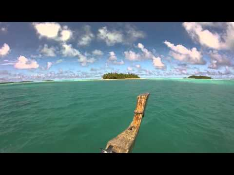 Cook Islands Point Of View Go Pro Holiday Video