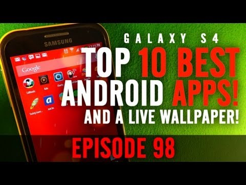 EP: 98 - Top 10 BEST Android Apps of the Week! Free Movie a Day and more!