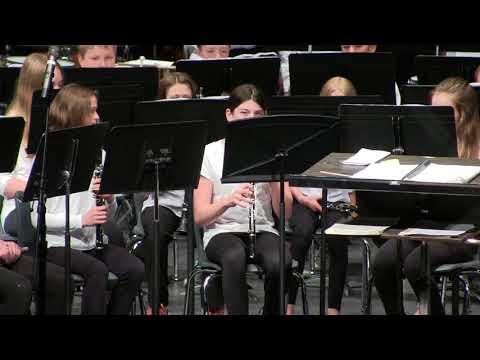 Hermantown Middle School Spring Concert 21 May 2018 - 1/3