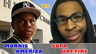 Download 🔥Supa Hot Fire VS. 🌎 Morris from America [part 8] MP3 song and Music Video