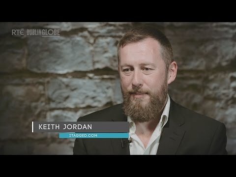 Built in Dublin Episode 1 - Keith Jordan, iTagged