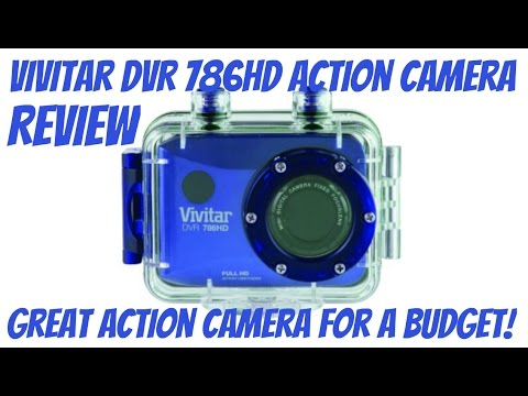HD Action Camera Review: Vivitar DVR 786HD! Great Action Camera for a budget!