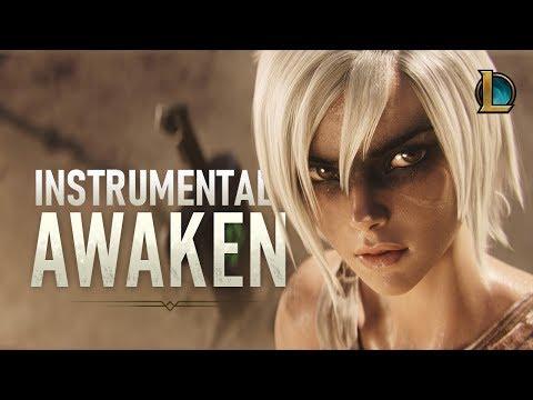 Awaken (Instrumental) (ft. Ray Chen)   League of Legends Cinematic Music Video Mp3