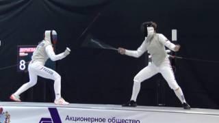 Финал Дериглазова И - Мартьянова М 27.11.2016