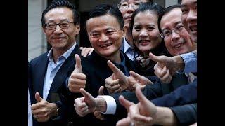 """马云、他的""""新计划经济""""以及""""与国同休""""的生意经2017-9-26"""