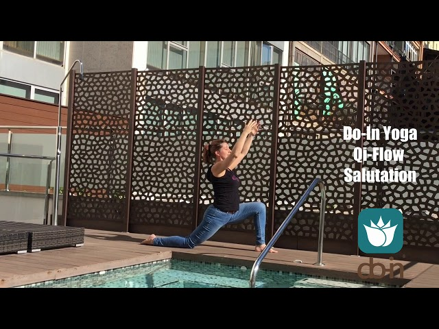 Qi-Flow Salutation original | Do-In School