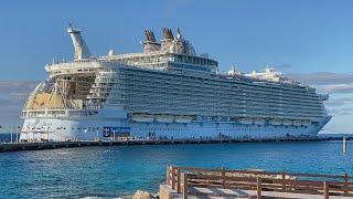 Allure Of The Seas Tour
