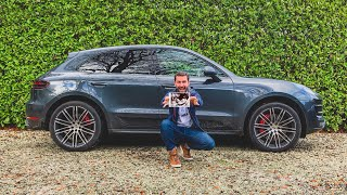 We're Having A Baby! Here's The Family Porsche Macan Turbo!