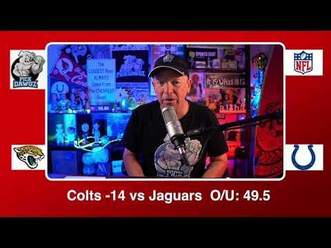 Indianapolis Colts vs Jacksonville Jaguars 1/3/21 NFL Pick and Prediction Sunday Week 17 NFL