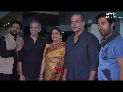 Zee Studio Host Screening Of Ventilator For Mumbai Police | Ashutosh Gowariker