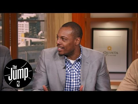 Paul Pierce Calls LaVar Ball 'A Marketing Genius' | The Jump | ESPN